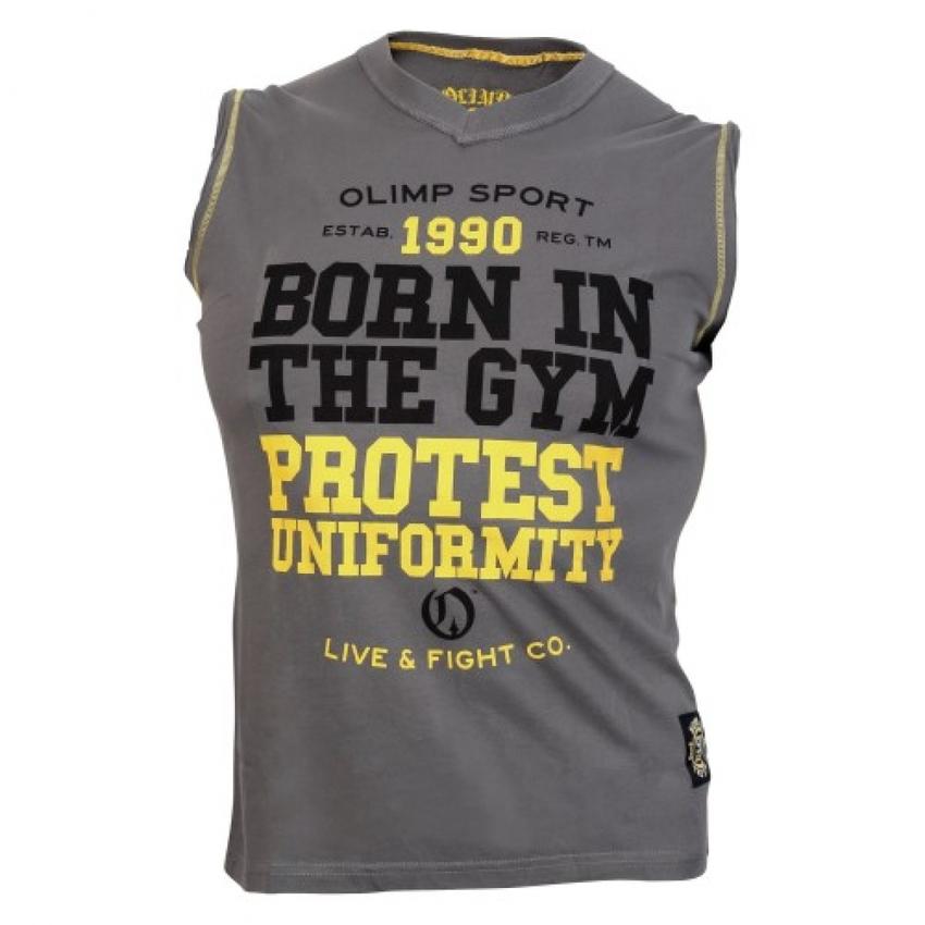 MEN'S TEE-PROTEST