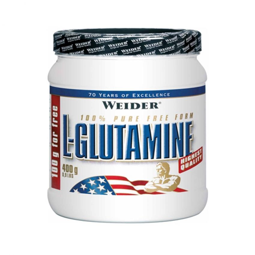 L-GLUTAMINE, 400 QR