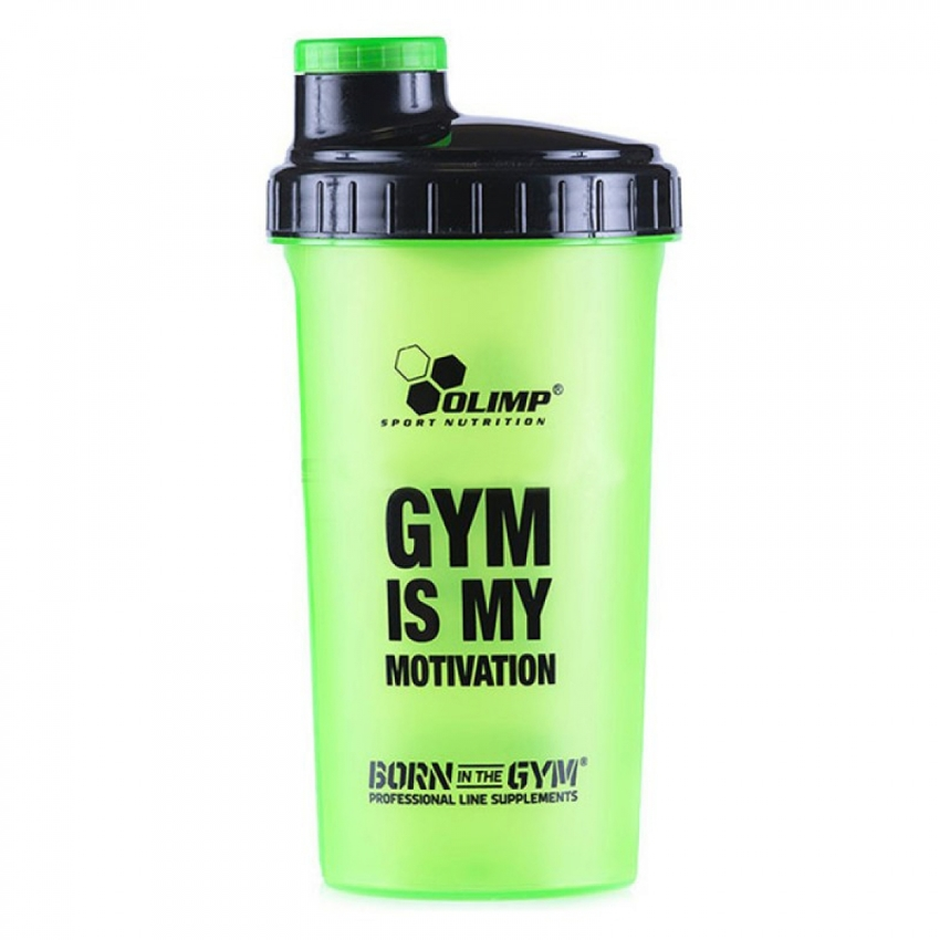 SHAKER GYM IS MY MOTIVATION, 700 ML