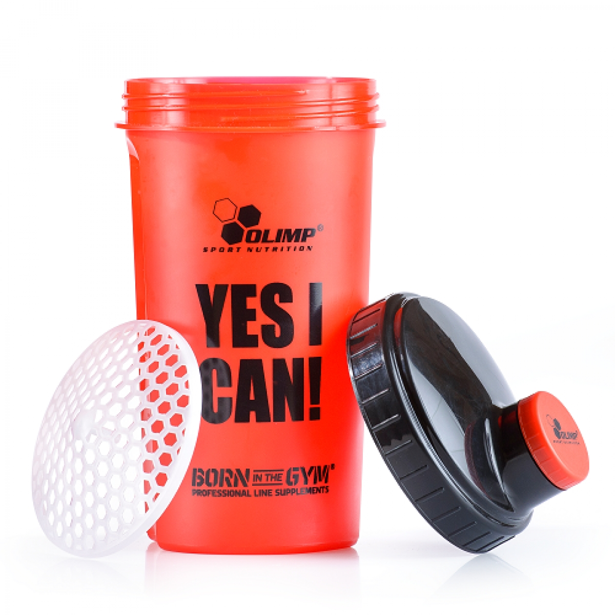 SHAKER YES I CAN, 700 ML