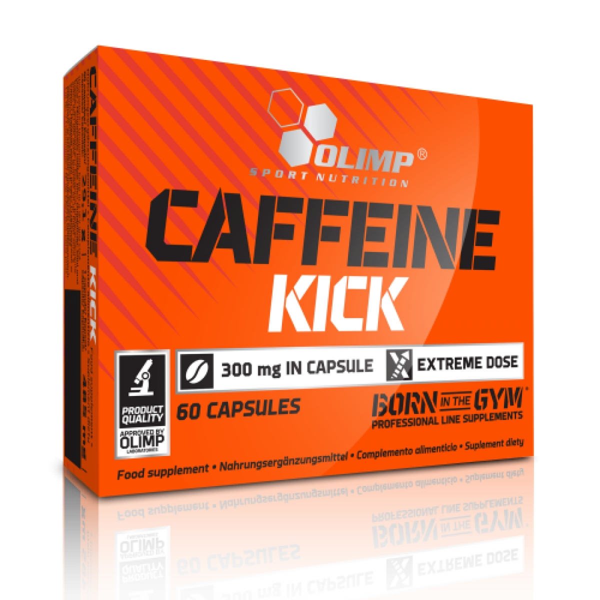 CAFFEINE KICK, 60 КАПСУЛ