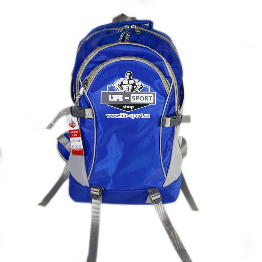 LIFE-SPORT  SACK BAG / BLUE