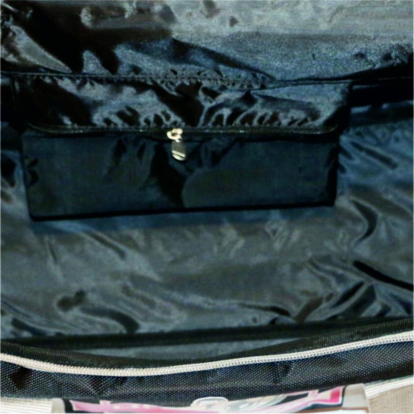 CYLINDER BAG / BLACK
