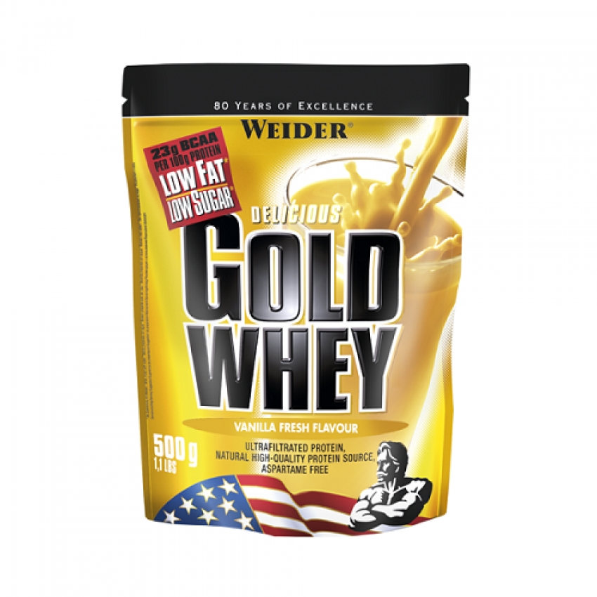 GOLD WHEY, 500 Г