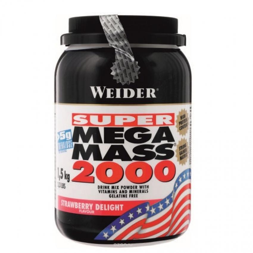 MEGA MASS 2000, 1500 G