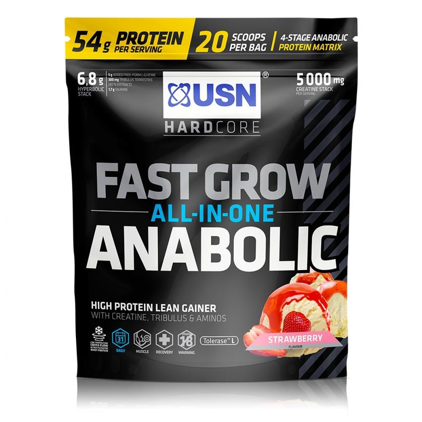 USN FAST GROW ANABOLIC, 1000 QR
