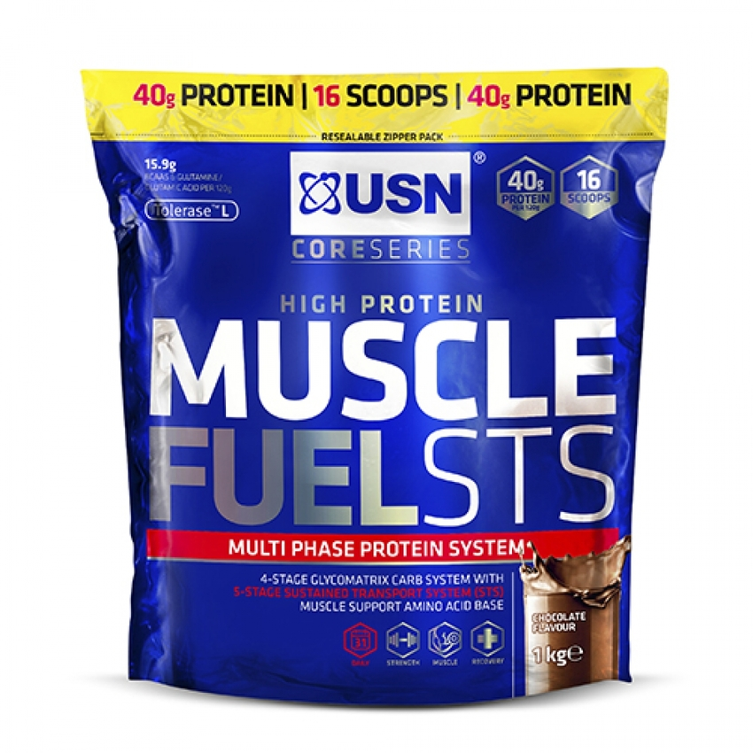 MUSCLE FUEL STS, 1000 Г