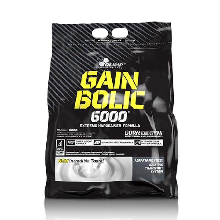 GAIN BOLIC 6000, 6800 QR