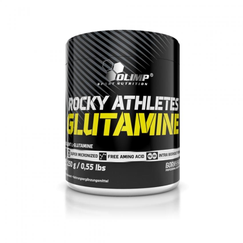 Olimp Rocky Athletes Glutamine, 250 Г