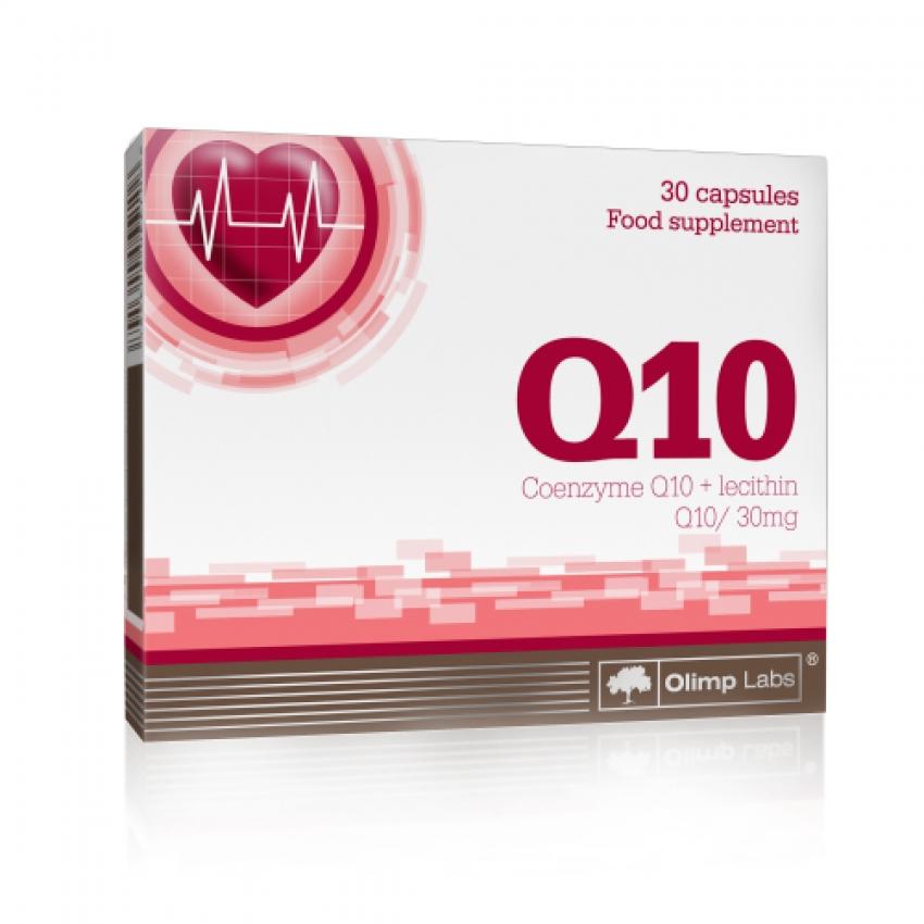 Q10, 30 CAPSULES