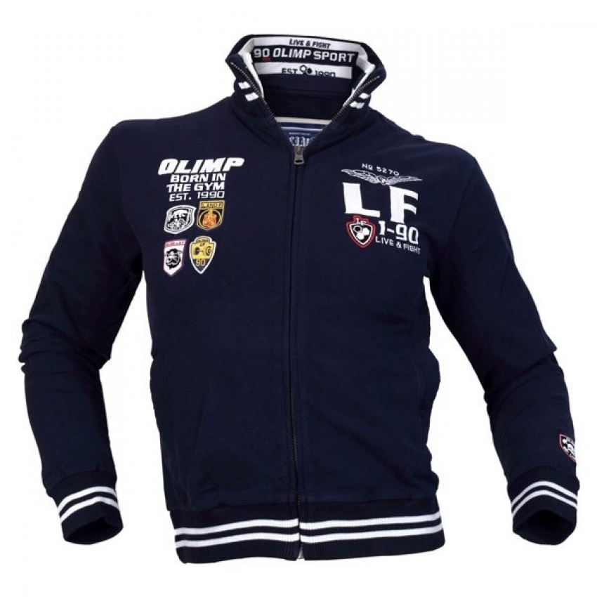 MEN`S TRACK JACKET PARAMOUNT