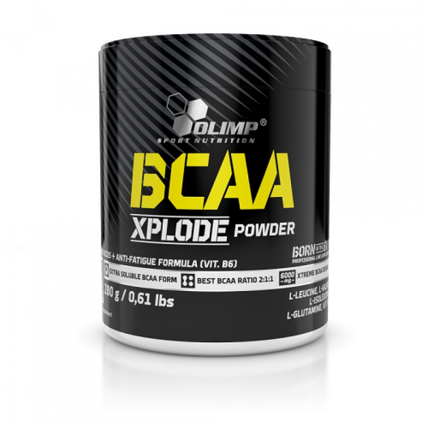 BCAA XPLODE POWDER, 280 Q