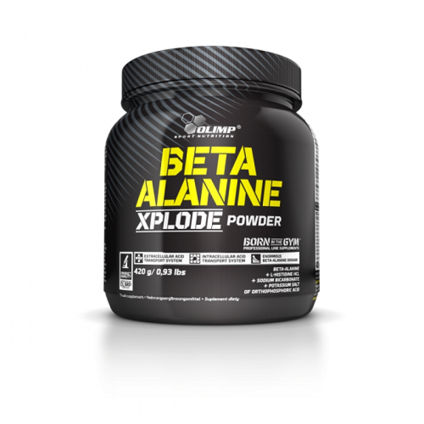 BETA-ALANINE XPLODE POWDER, 420 G