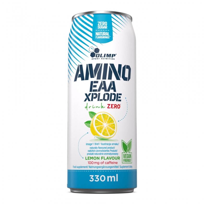 Olimp Amino EAA Xplode Drink Zero - 330 ml