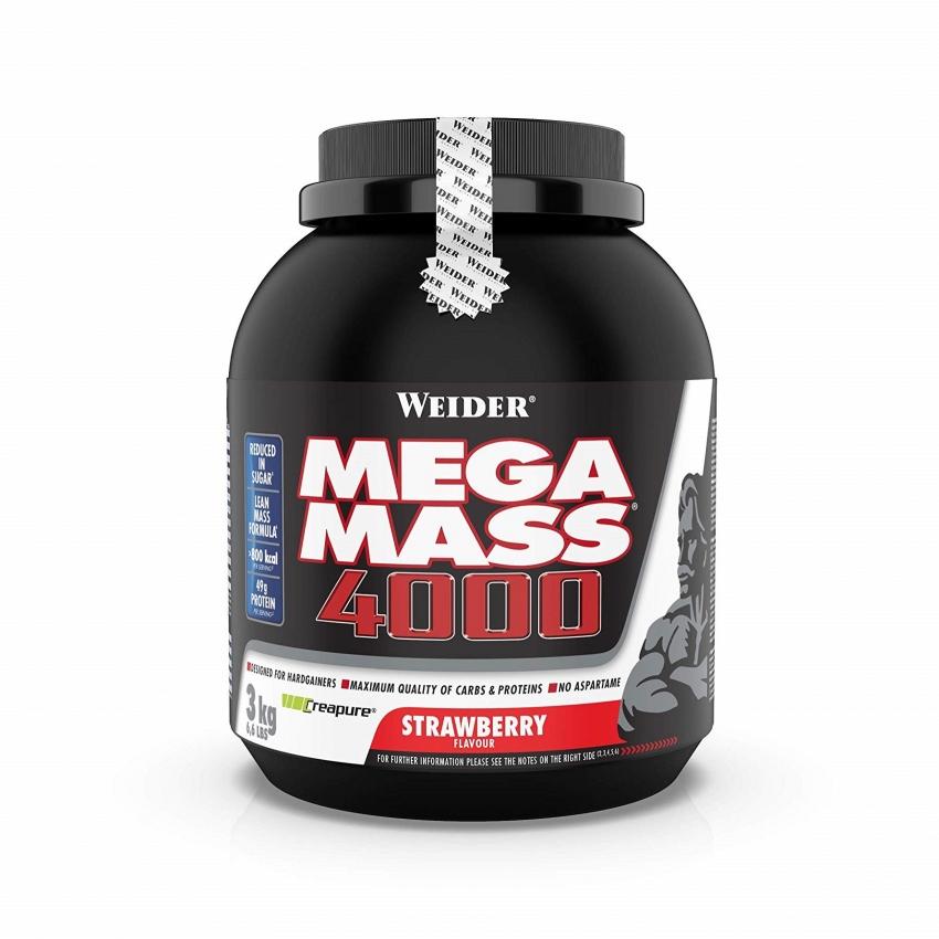 WEIDER MEGA MASS 4000, 3000 G