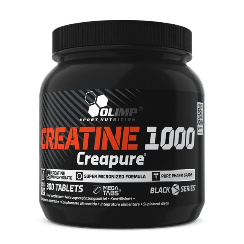 CREATİNE 1000 ( Creapure ) 300 tablets