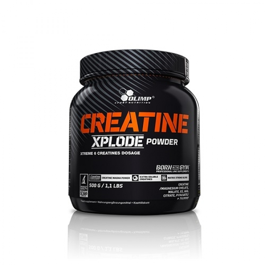 CREATINE XPLODE, 500 G