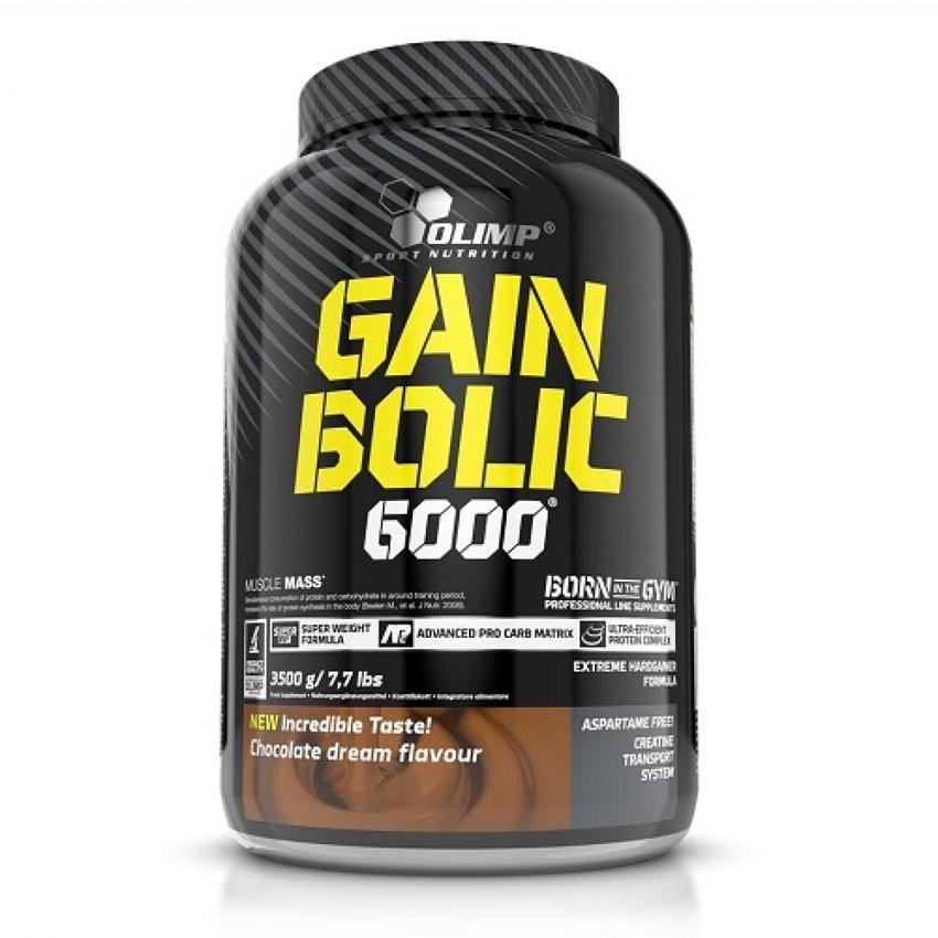 GAIN BOLIC 6000, 3500 QR