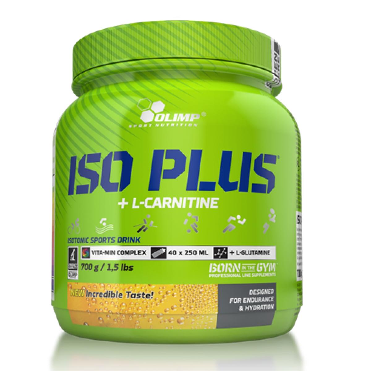 ISO PLUS, 700 QR