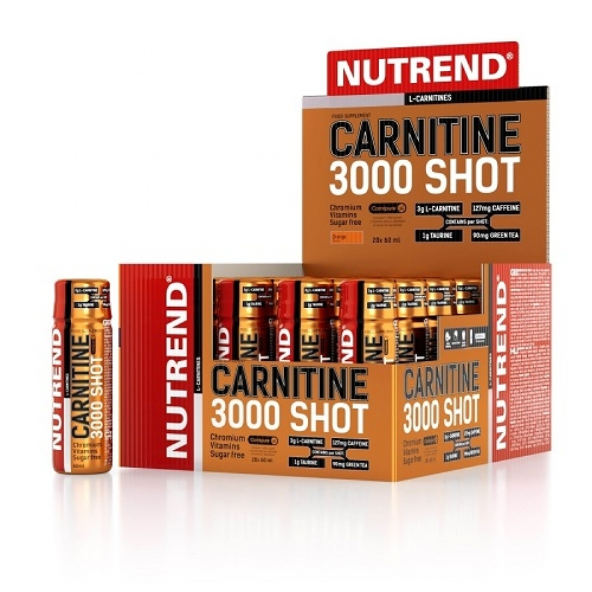 NUTREND CARNITINE 3000, 20 AMPULE