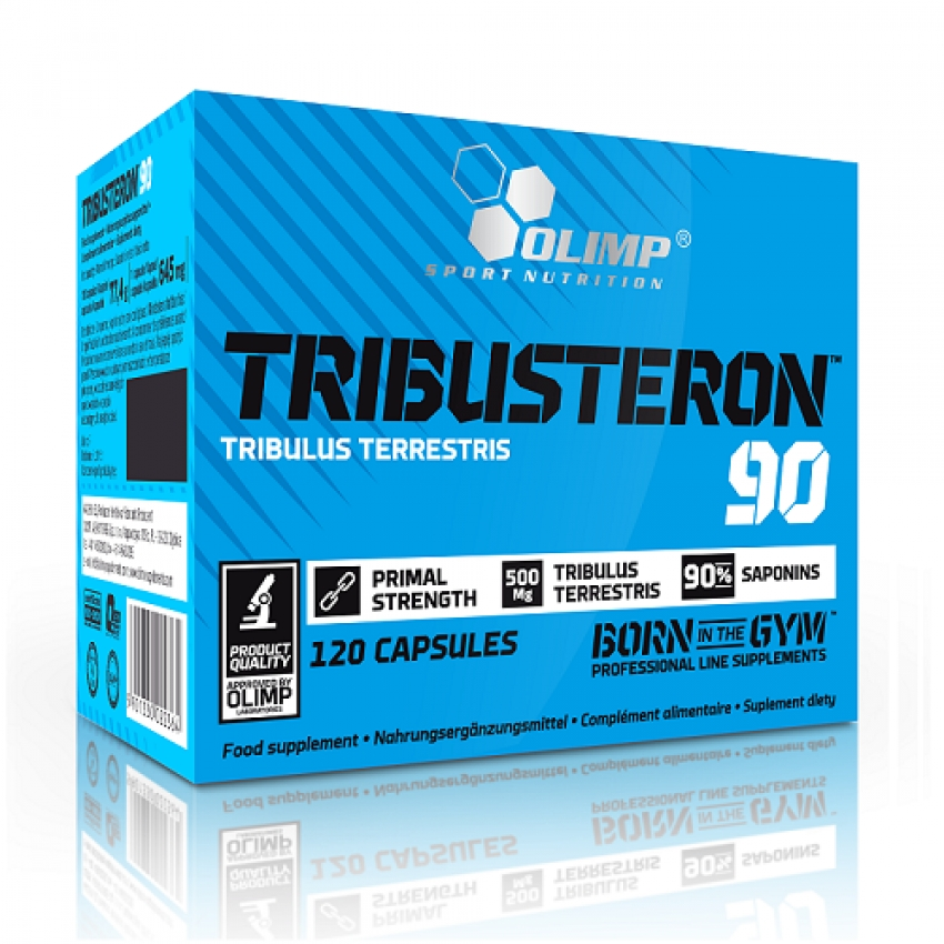 TRIBUSTERON 90, 120 КАПСУЛ