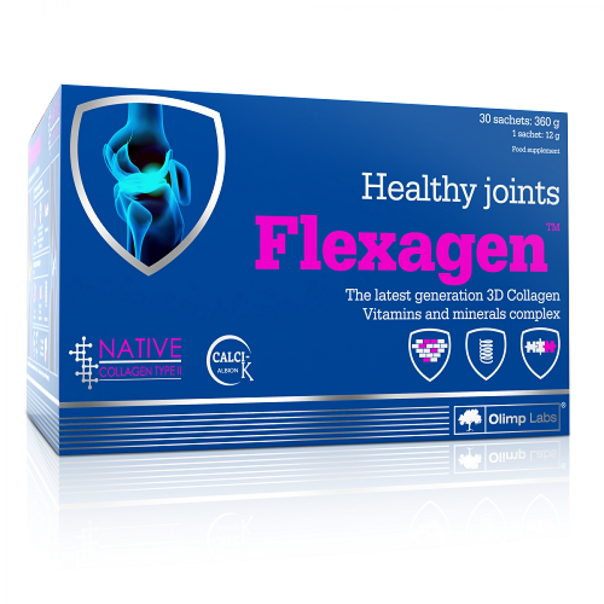 FLEXAGEN, 30 PAKET