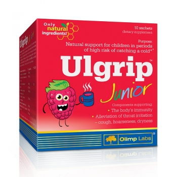 ULGRIP JUNIOR, 10 SACHETS