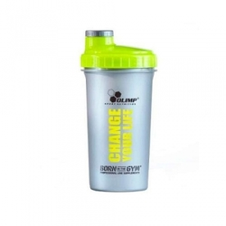 OLIMP SHAKER CHANGE YOUR LIFE, 700 ML