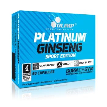 PLATINUM GINSENG, 60 CAPSULES