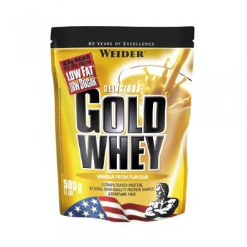 GOLD WHEY, 500 QR