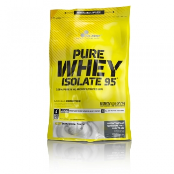 PURE WHEY ISOLATE 95, 600 Г