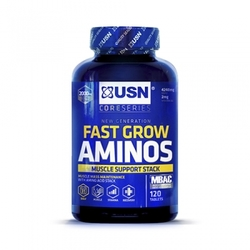 FAST GROW AMINO'S STACK, 120 TABLETS