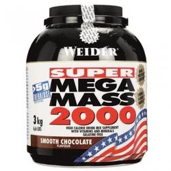 WEIDER MEGA MASS 2000, 3000 Г