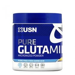 MICRONIZED GLUTAMINE PURE FREE-FORM AMINO ACID, 150 QR