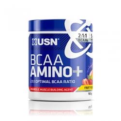 BCAA AMINO PLUS, 160 QR