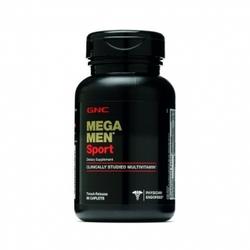 MEGA MEN SPORT, 90 CAPLETS
