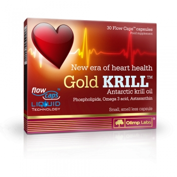 GOLD KRILL, 30 КАПСУЛ