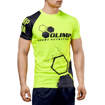 MEN`S T-SHIRT OLIMP CREW NEON