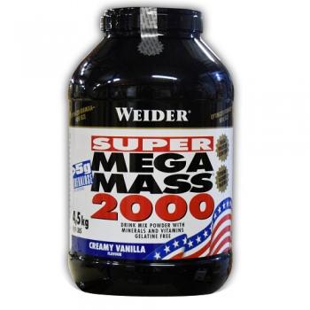 MEGA MASS 2000, 4500 QR