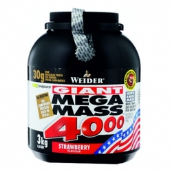 WEIDER MEGA MASS 4000, 3000 Г
