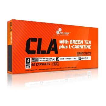 CLA with GREEN TEA plus L-CARNITINE