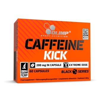 CAFFEINE KICK - 60 CAPSULES