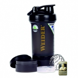 WEIDER SHAKER BLENDER BOTTLE, 650 ML