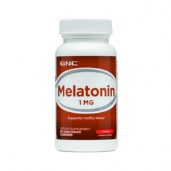 GNC MELATONIN 1 MG, 120 TABLETS