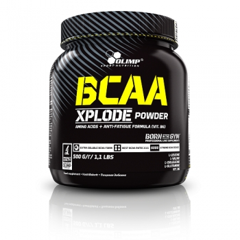 OLIMP BCAA XPLODE POWDER, 500 QR