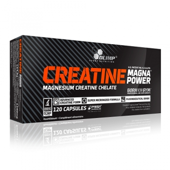 OLIMP CREATINE MAGNA POWER, 120 KAPSUL