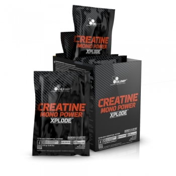 CREATINE MONO POWER XPLODE, 220 QR