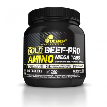 GOLD BEEF-PRO AMINO, 300 TABLET
