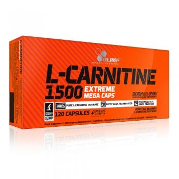 L-CARNITINE 1500, 120 КАПСУЛ
