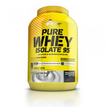 PURE WHEY ISOLATE 95, 2200 Г